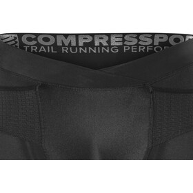 Compressport Triathlon Under Control Shorts Herren black